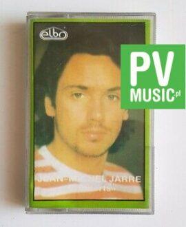 JEAN MICHEL JARRE CONCERTS audio cassette