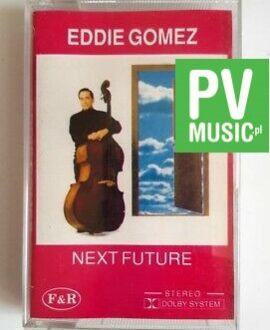 EDDIE GOMEZ NEXT FUTURE audio cassette