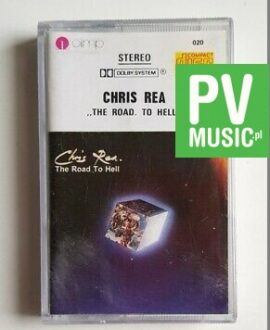 CHRIS REA THE ROAD TO HELL audio cassette