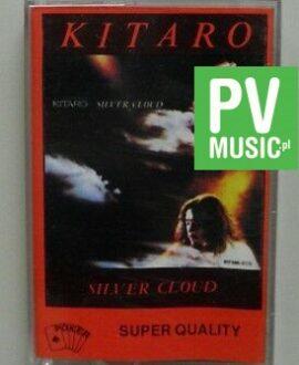 KITARO  SILVER CLOUD   audio cassette