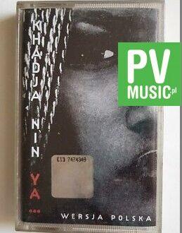 KHADJA NIN YA audio cassette