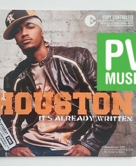 HOUSTON  IT'S ALREADY WRITTEN  CD