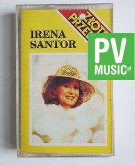 IRENA SANTOR ZŁOTE PRZEBOJE audio cassette