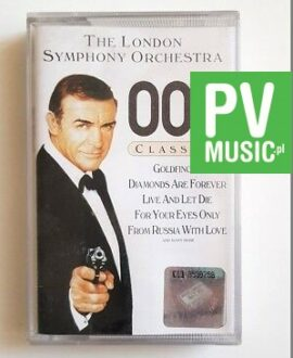THE LONDON SYMPHONY ORCHESTRA 007 CLASSICS audio cassette