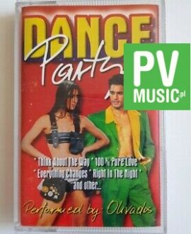 DANCE PARTY OLIVADOS LOOK WHO'S TALKING.. audio cassette
