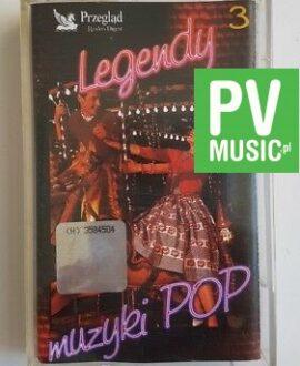 LEGENDY MUZYKI POP READER'S MUZYKA FILMOWA  audio cassette