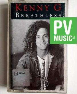 KENNY G BREATHLESS audio cassette