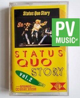 STATUS QUO STORY vol.2 audio cassette