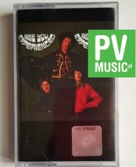 THE JIMI HENDRIX EXPERIENCE ARE YOU EXPERIENCED? audio cassette
