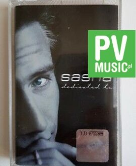 SASHA DEDICATED TO.. audio cassette