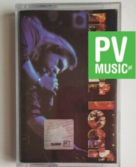 MEAT LOAF LIVE audio cassette