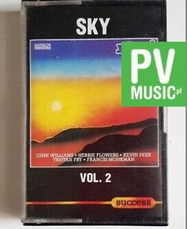 SKY vol.2  J.WILLIAMS, K.PEEK.. audio cassette