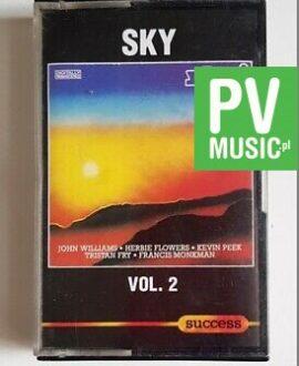 SKY vol.2  J.WILLIAMS, K.PEEK.. audio cassette