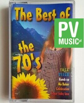 THE BEST OF THE 70' MA BAKER, HANDS UP.. audio cassette