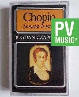 CHOPIN SONATA B-MOLL audio cassette