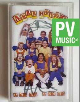 ARKA NOEGO A GO GO audio cassette
