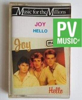 JOY HELLO audio cassette