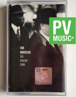 VAN MORRISON THE HEALING GAME audio cassette