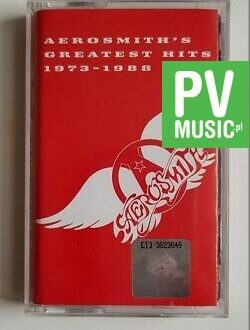 AEROSMITH'S GREATEST HITS audio cassette