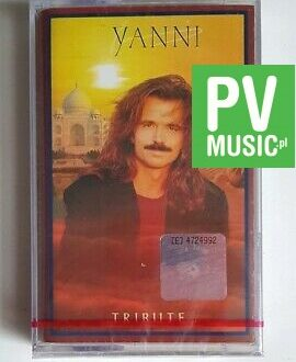 YANNI TRIBUTE audio cassette