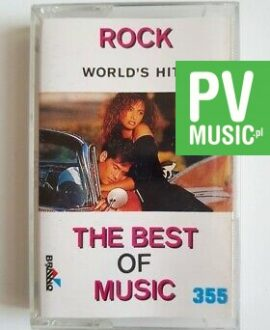 ROCK WORLD'S HITS THE SHADOWS, THE MARCELS..  audio cassette