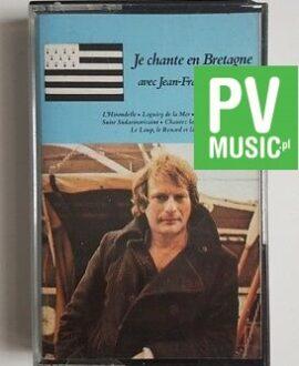 JEAN-FRANCOIS VAREC JE CHANTE EN BRETAGNE audio cassette