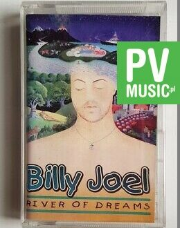 BILLY JOEL RIVER OF DREAMS audio cassette