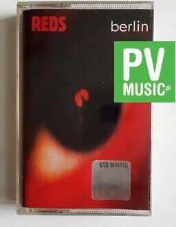 REDS BERLIN audio cassette