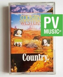 COUNTRY WESTERN LYNN ANDERSON, GEORGE JONES.. audio cassette