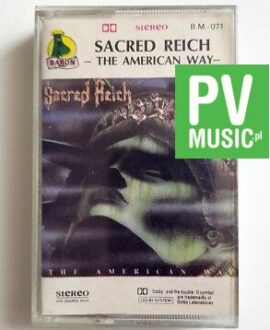 SACRED REICH  - THE AMERICAN WAY audio cassette