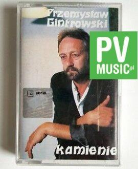 PRZEMYSŁAW GINTROWSKI KAMIENIE audio cassette