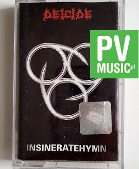 DEICIDE INSINERATEHYMN audio cassette