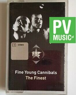 FINE YOUNG CANNIBALS THE FINEST audio cassette