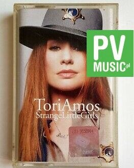 TORI AMOS STRANGE LITTLE GIRLS audio cassette