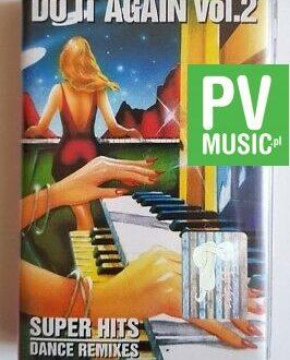 DO IT AGAIN vol.2 SUPER HIT DANCE REMIXES audio cassette