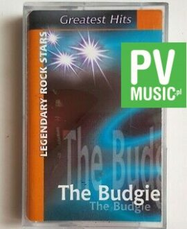 THE BUDGIE GREATEST HITS LEGENDARY ROCK STARS audio cassette