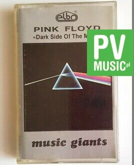 PINK FLOYD DARK SIDE OF THE MOON audio cassette