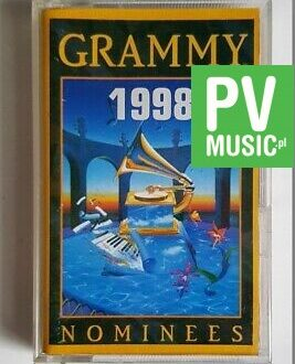GRAMMY NOMINES 1998 ERYKAH BADU, FLEETWOOD MAC audio cassette