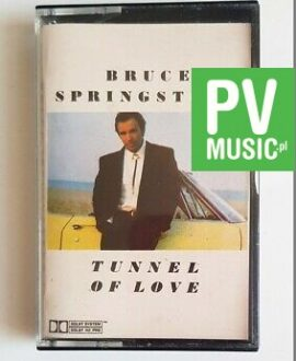 BRUCE SPRINGSTEEN TUNNEL OF LOVE audio cassette