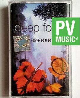 DEEP FOREST BOHEME audio cassette