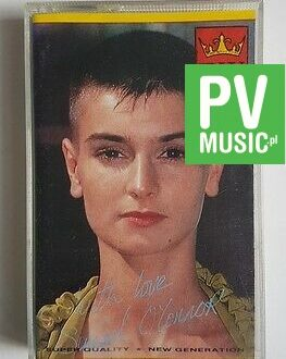 SINEAD O'CONNOR BEST HITS audio cassette