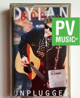 BOB DYLAN UNPLUGGED audio cassette