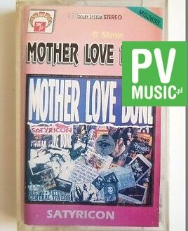 MOTHER LOVE BONE  audio cassette
