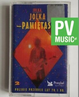 JOLKA JOLKA PAMIĘTASZ 2 Z.WODECKI, TRZY KORONY.. audio cassette