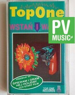 TOP ONE WSTAŃ I WALCZ audio cassette