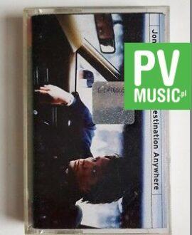 JON BON JOVI DESTINATION ANYWHERE audio cassette