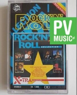 ROCK'N'ROLL COLLECTION FREEMAN, BILL HALLEY.. audio cassette