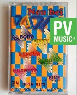 VIVA NEU BEI SCOOTER, EIFFEL 65.. audio cassette