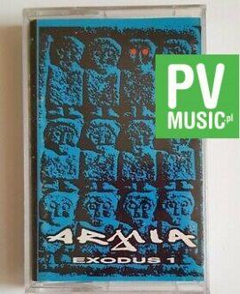 ARMIA EXODUS 1 audio cassette