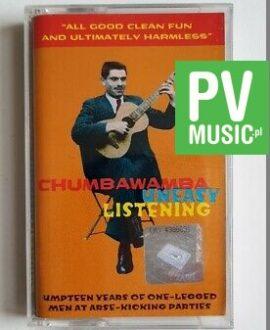CHUMBAWAMBA UNEASY LISTENING audio cassette